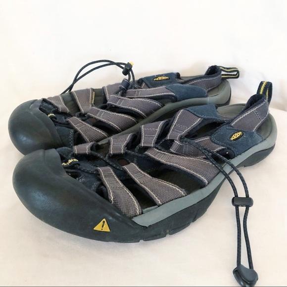 e73fed1500 Keen Other - Men's Keen waterproof sandals shoes size 12 blue